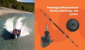 Packaged Mechanical Rotary Steering: Jet