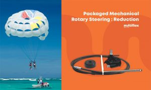 Packaged Mechanical Rotary Steering: Reduction