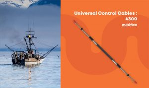 Universal 4300 Control Cables