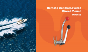 Direct Mount Control Remote Levers