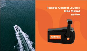 Side Mount Remote Control Levers