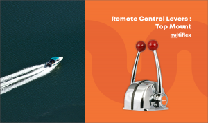 Top Mount Remote Control Levers
